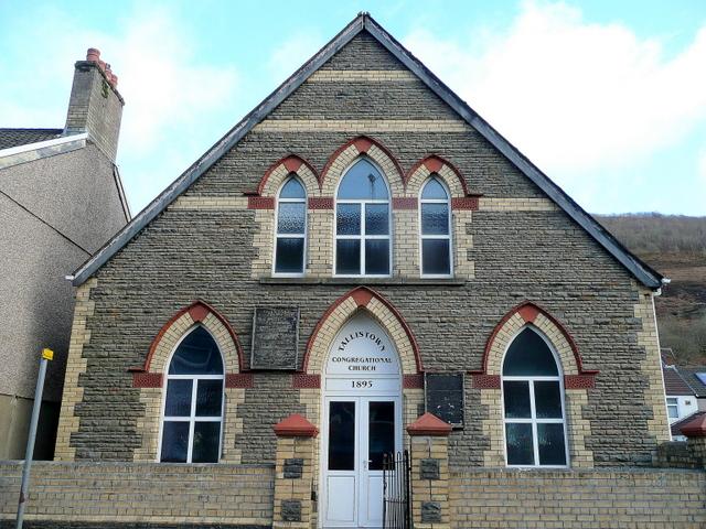 Tallistown Congregational Church, Cwm