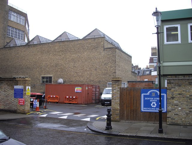 Denyer Street Recycling Centre London