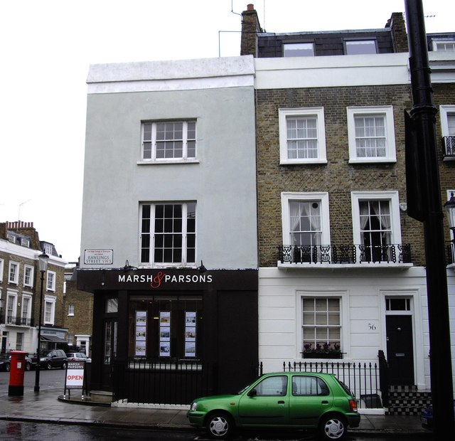 Marsh and Parsons Estate Agents Rawlings Street