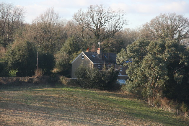 House near Grove Farm, Cansiron Lane