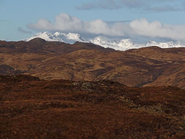 Moorland above Armadale