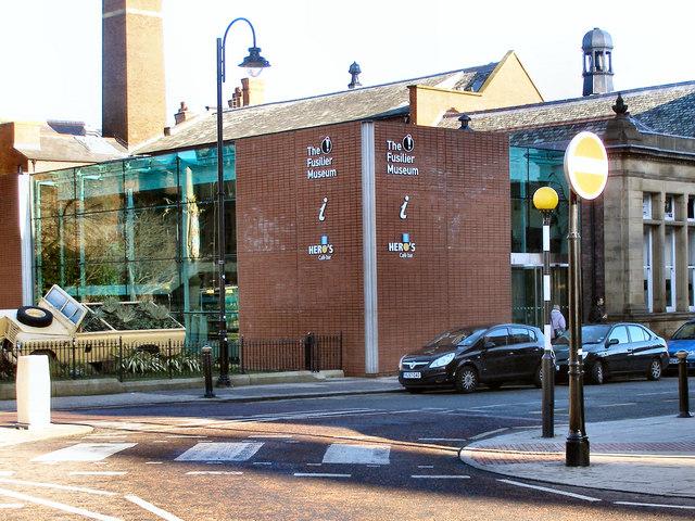 The Fusilier Museum, Moss Street