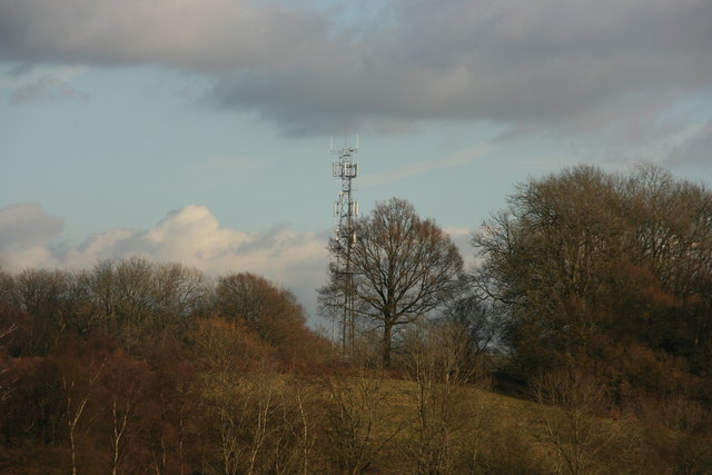 Blackberry Hill Radio Mast
