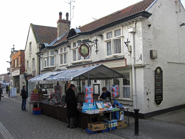 Market Stall, Brigg