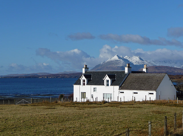 House at Gillean