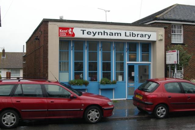 Teynham old fire station