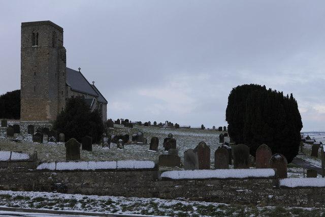 St Andrew's graveyard