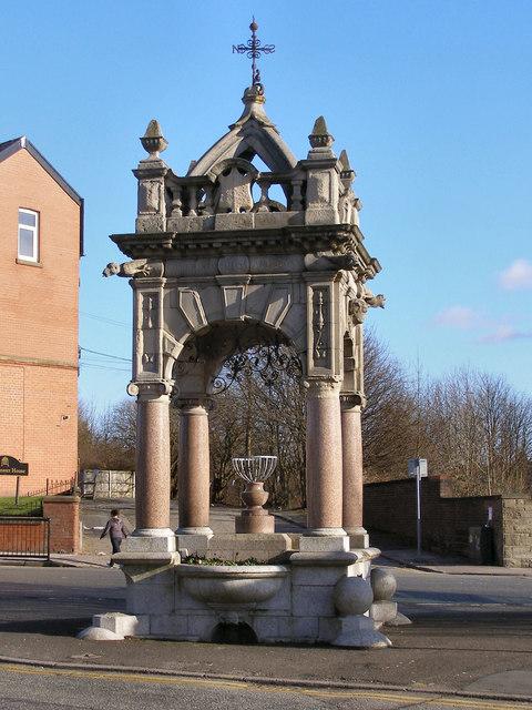 Jubilee Memorial Fountain