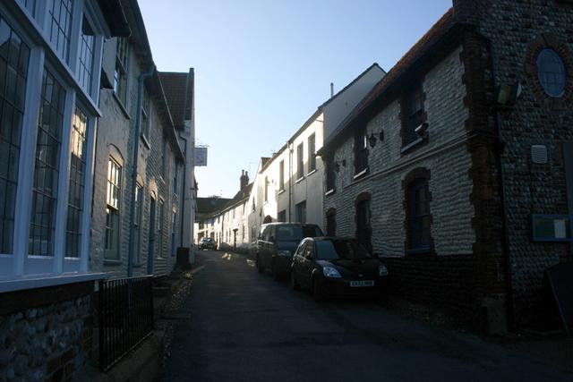 Blakeney High Street