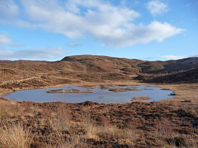 Loch Bhreadhard