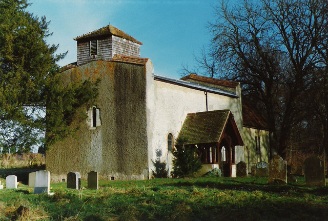 Ibstone: Church of St Nicholas