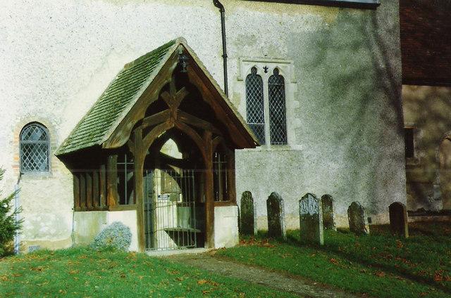 Ibstone: The Church of St Nicholas