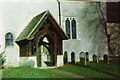 SU7592 : Ibstone: The Church of St Nicholas by john shortland