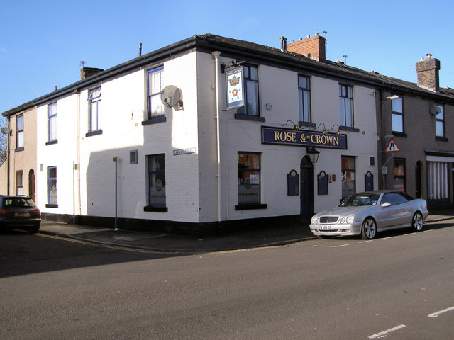 Rose and Crown, Manchester Old Road
