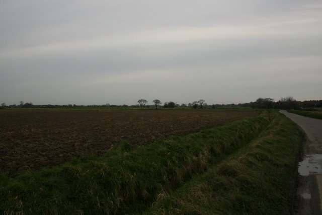 Towards Happisburgh Common