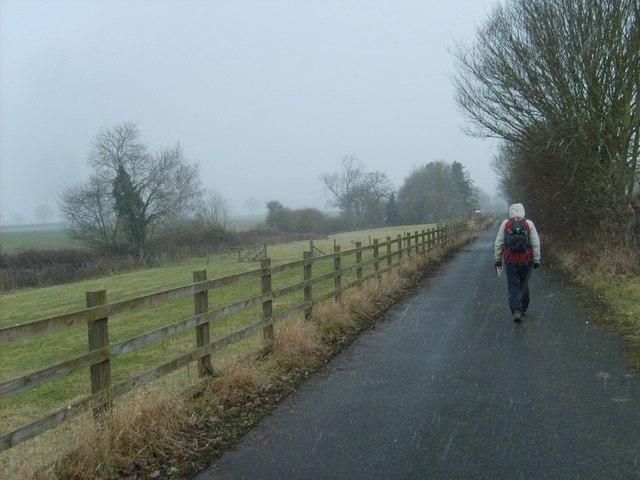 Copley Snow Storm