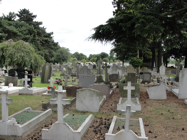 New Brentford Cemetery