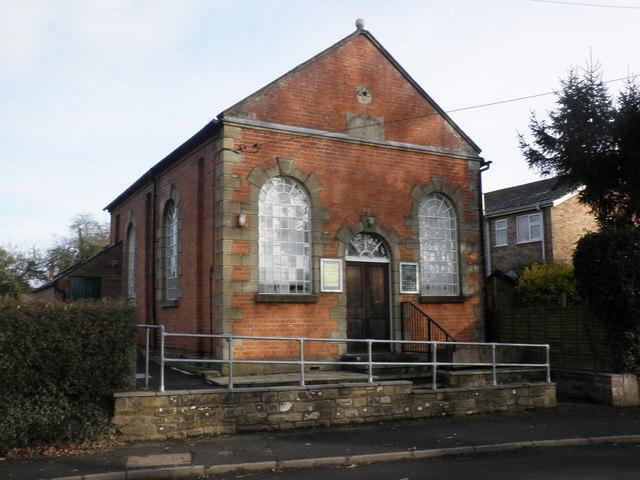 Methodist Chapel, Weobley
