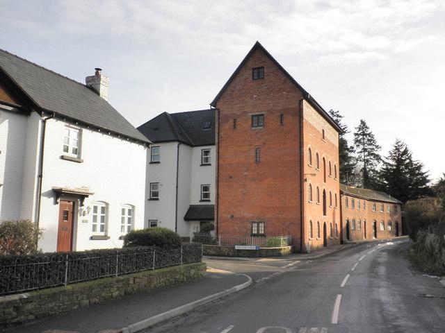 Block of flats, Weobley