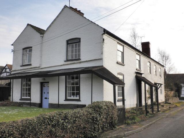 Church House, Weobley