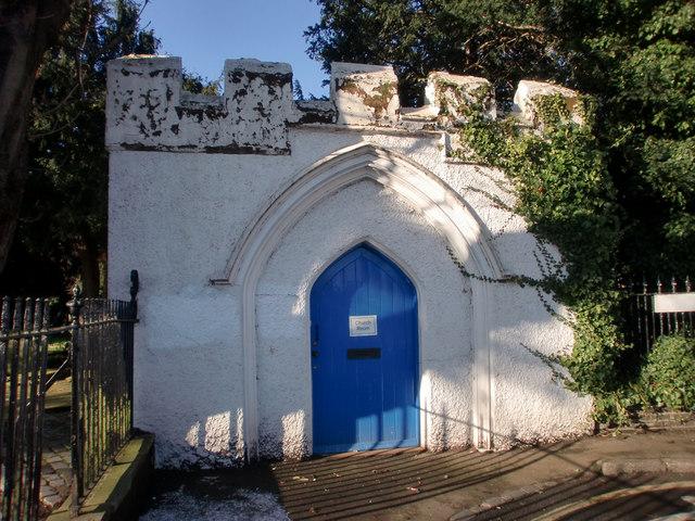Church Room, St Andrew's Churchyard, Enfield