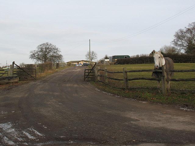 Entrance to Hurstfields