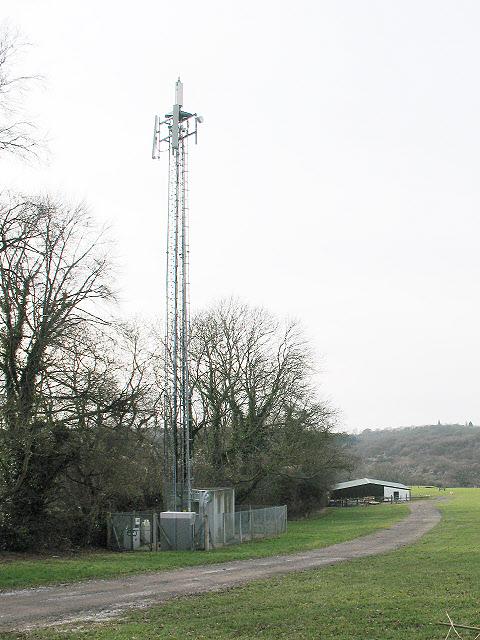 Transmitter by Hurst Road