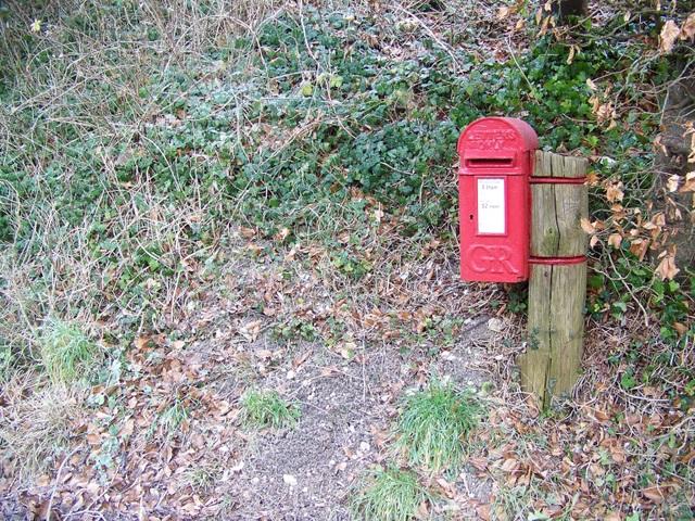 Postbox, Tarrant Monkton
