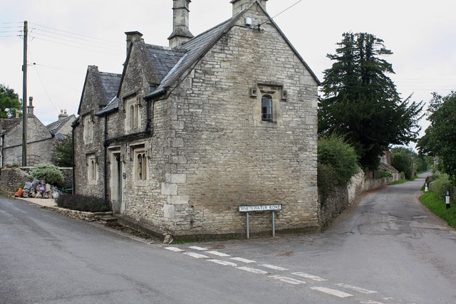 Leighterton Corner House