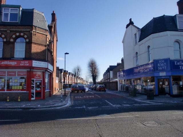 Graeme Road, Enfield
