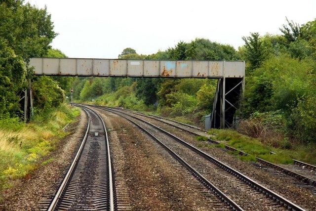 Cloddymore Foot Bridge