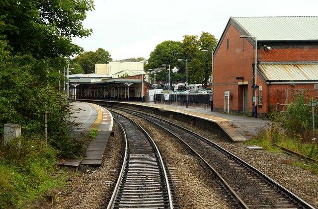 Cheltenham Spa Station