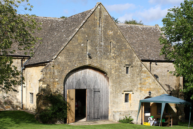 Bourton House Tithe Barn