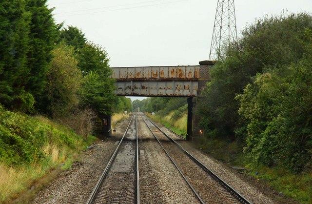 Swindon Bridge in St Peter's