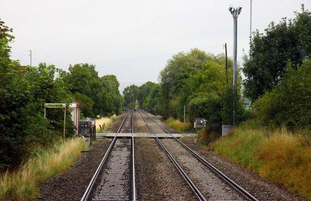 Morris Hill Level Crossing