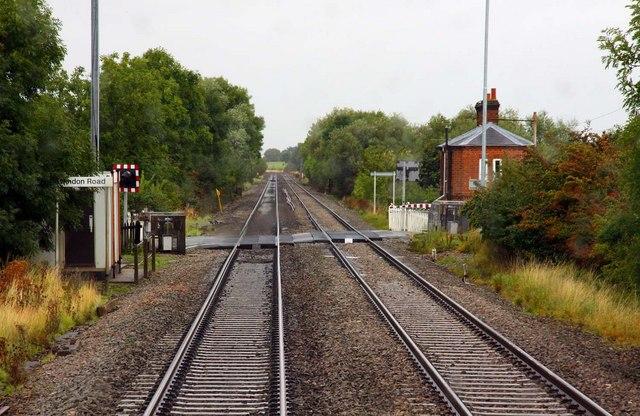 Swindon Road Level Crossing