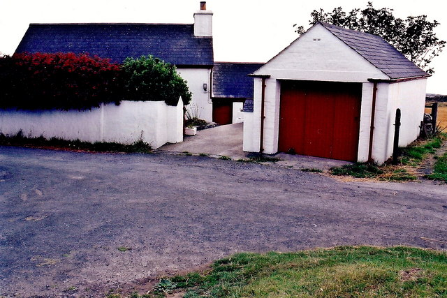 Cregneash Village - Private residence off  A31
