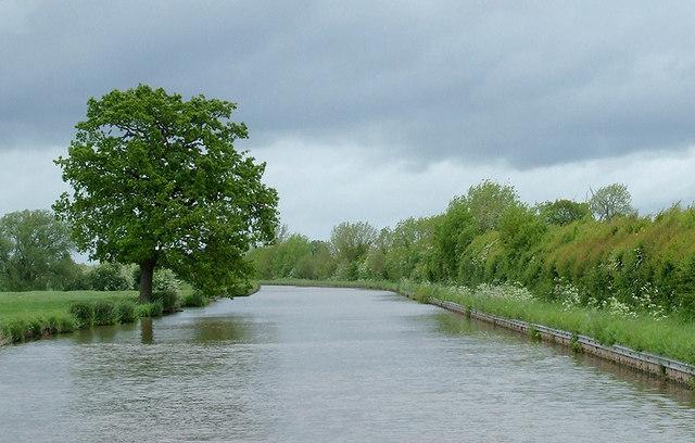 Shropshire Union Canal near Audlem, Cheshire