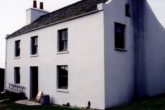 Cregneash Village - Church Farm House