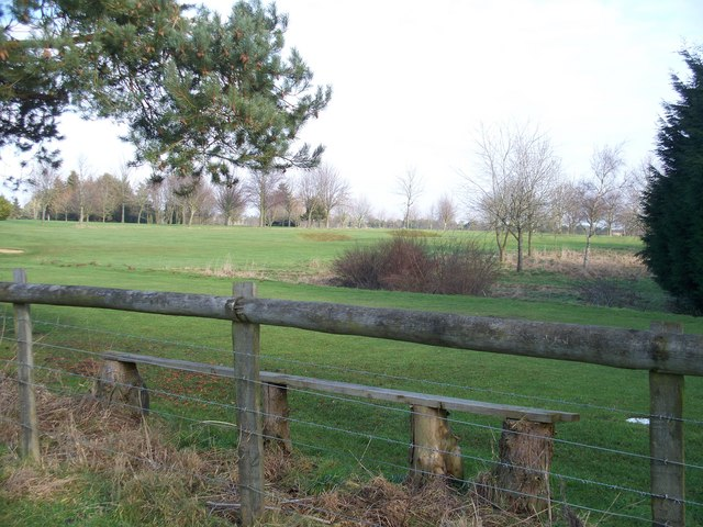 Chipping Norton golf course