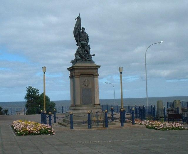 Buckie War Memorial