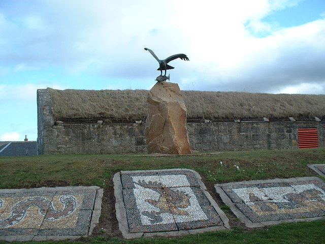 Osprey, Spey Bay Visitor Centre