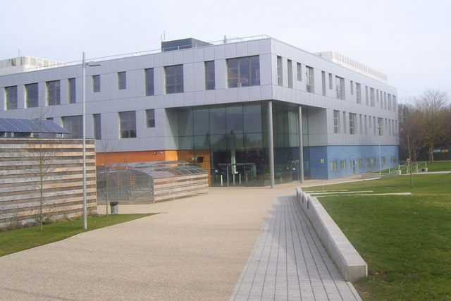 Chessington Community College - New Building