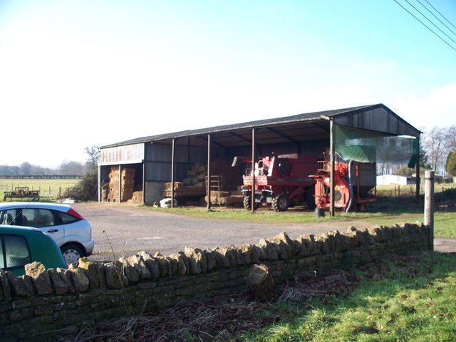 Barn at Chalford House Farm