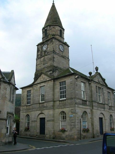 Falkland Town Hall