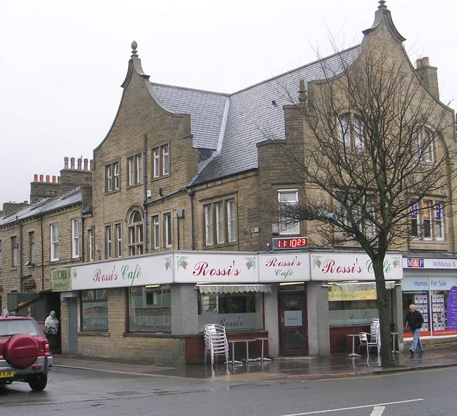Rossi's Cafe - Cavendish Street