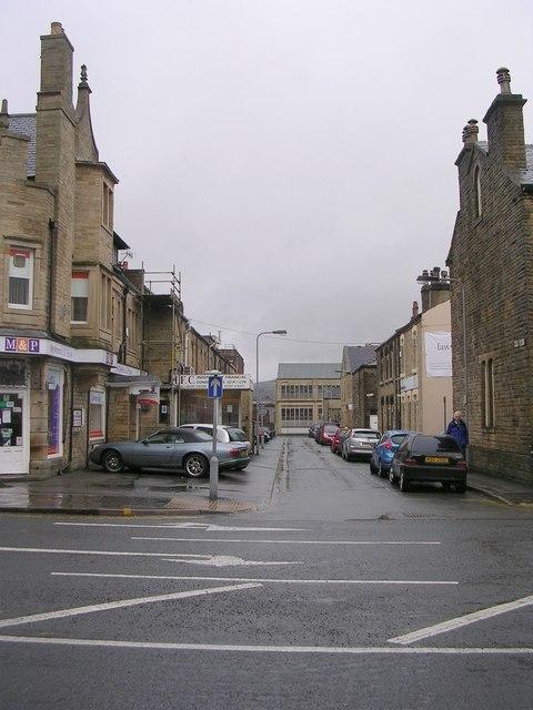 North Queen Street - Cavendish Street