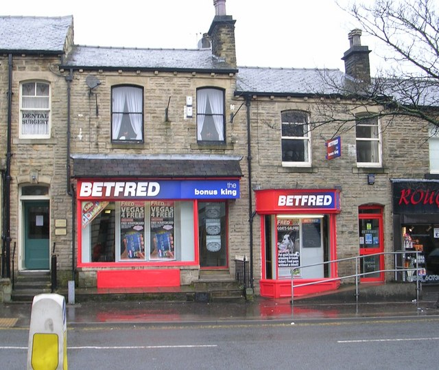 BetFred - Cavendish Street