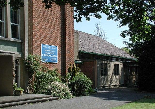 St Edmund the King, Northwood Hills & Church Hall