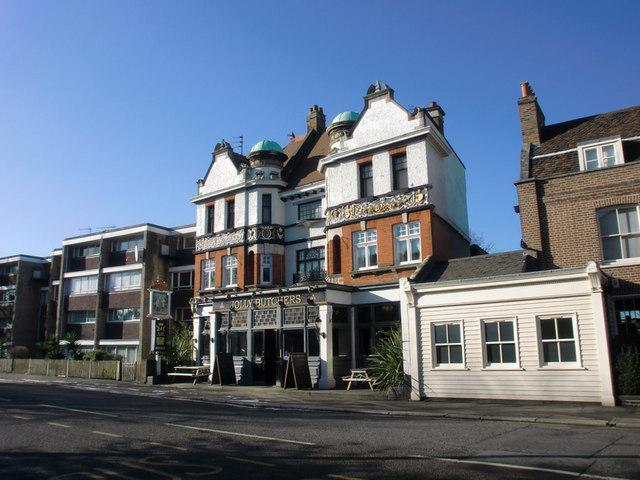 Jolly Butchers Public House, Baker Street, Enfield